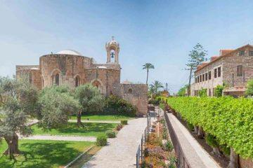saint-john-church-byblos photo